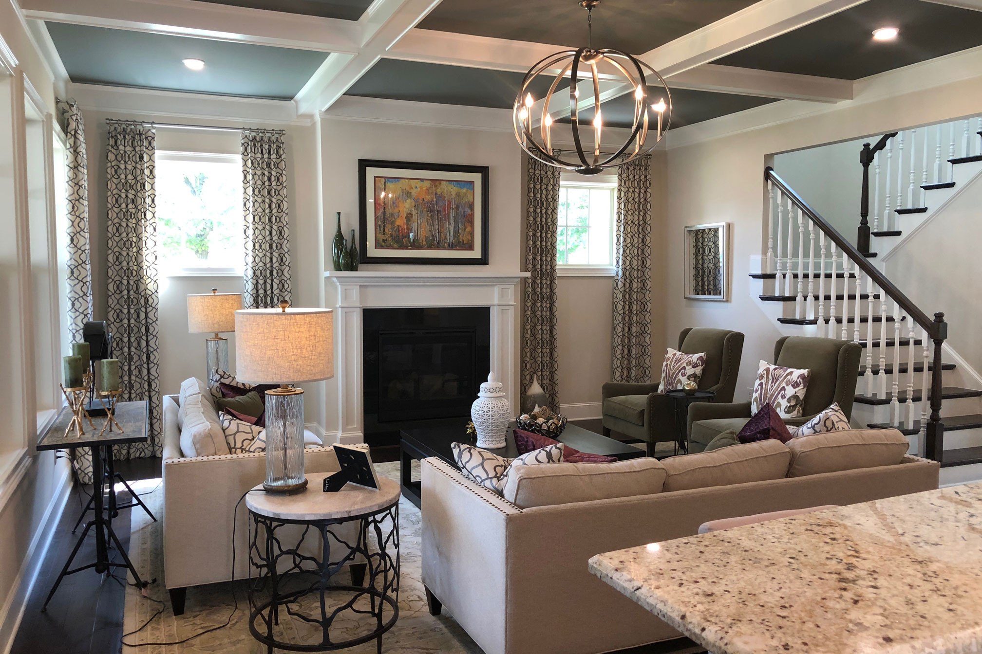 Parade Of Home Winner Decorum Staging Redesign Home Staging For Raleigh Cary Apex And Area